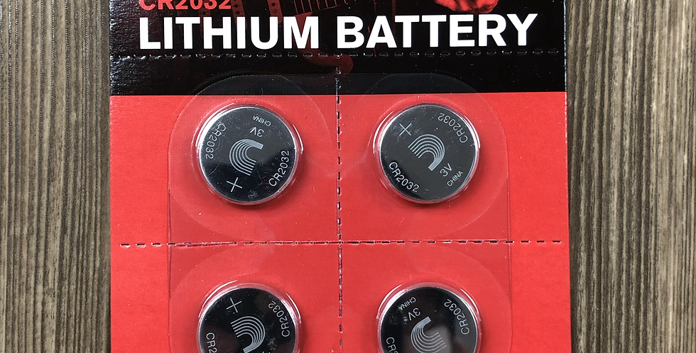 CR2032 Batteries