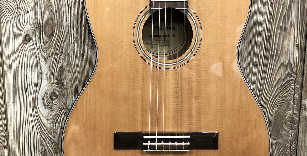 Fender CN-140SCE Nylon w/case