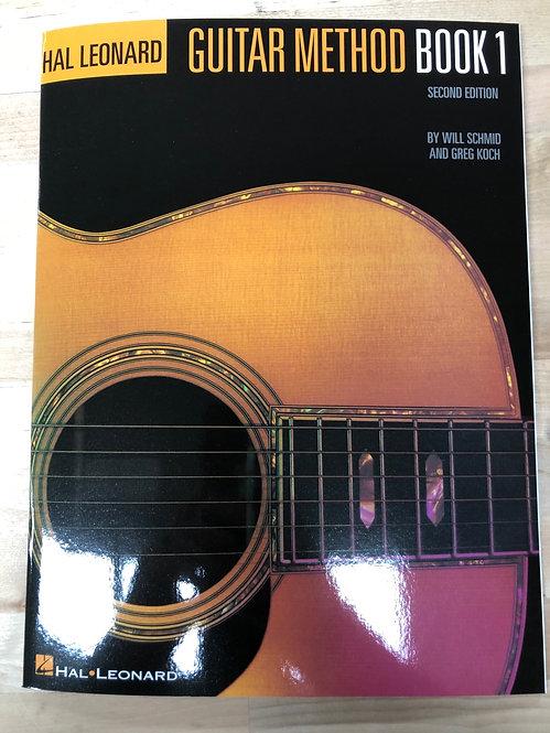 Guitar Method Books