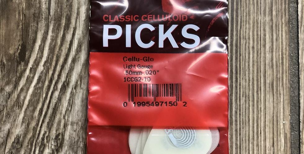 D'addario Picks, Glo-in-the-dark