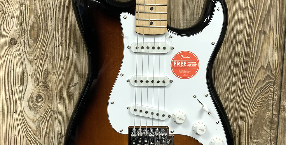 Squier Affinity Strat, 3TS, MN