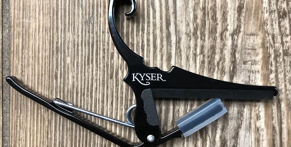 Kyser Capo, Classical Guitar