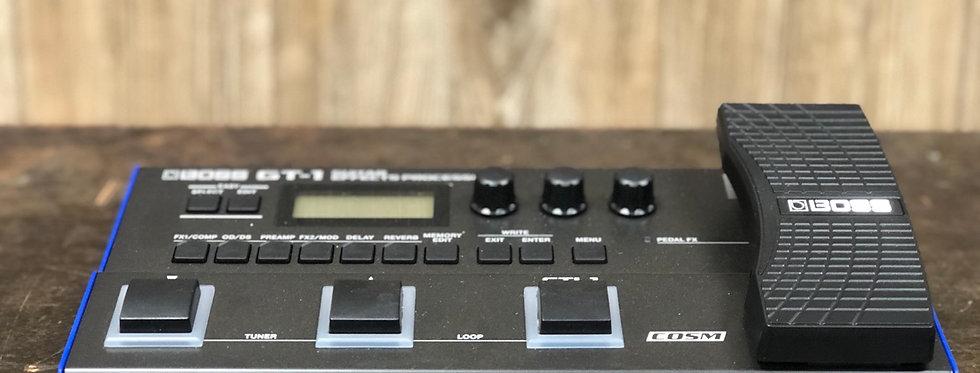 Boss GT-1 Multi FX Pedal