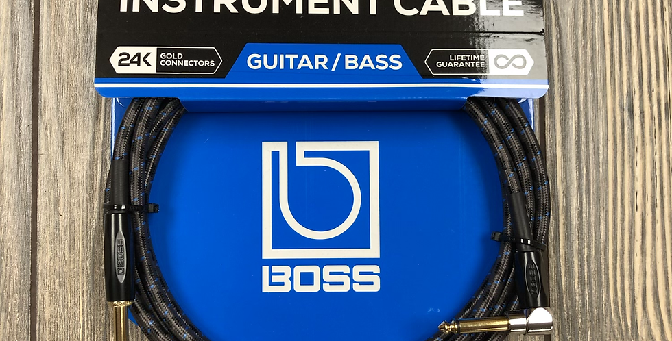Boss 10' Instrument Cable