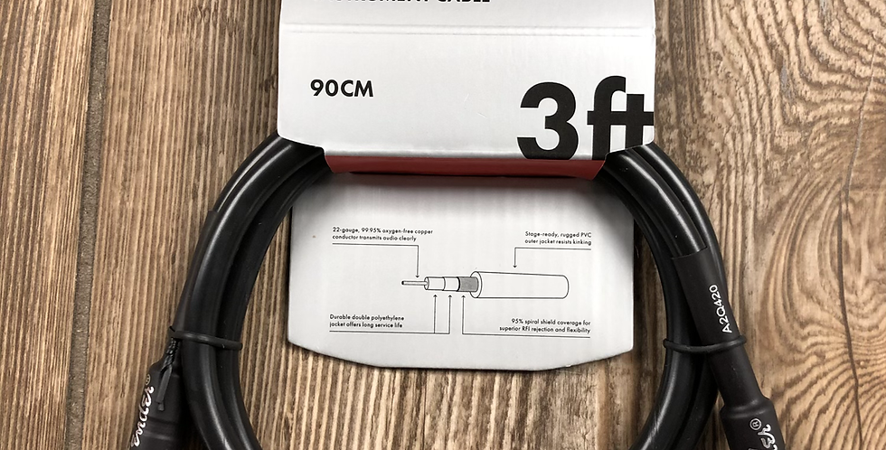 Fender 3' Patch Cable
