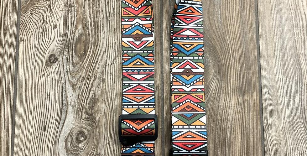 Ndebele Pattern Strap