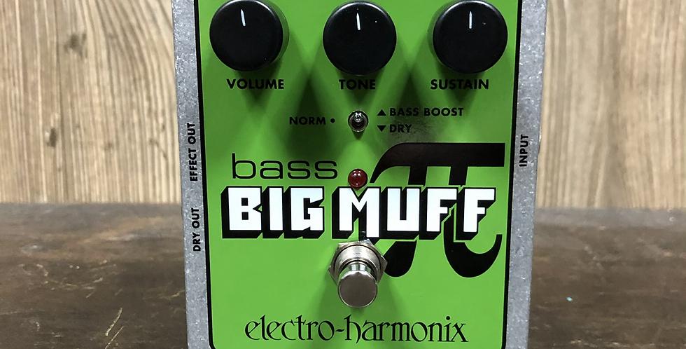 EHX Bass Big Muff
