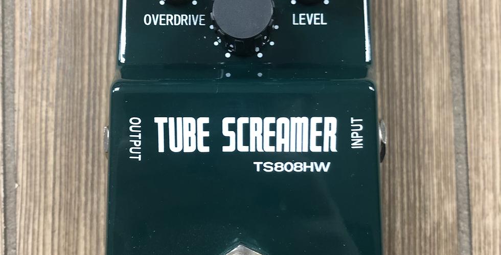 Ibanez TS808HW Hand Wired Tube Screamer Overdrive