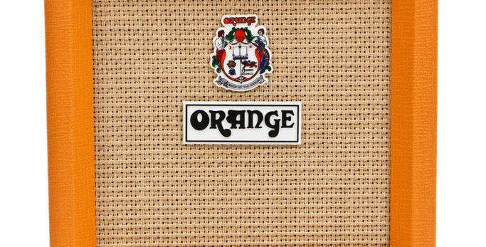 """Orange 8"""" Cab"""
