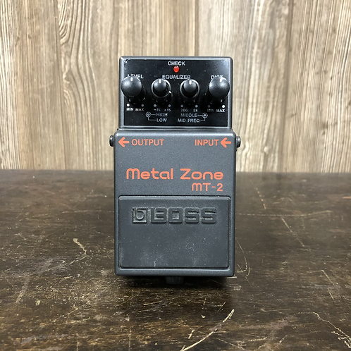 Boss MT2 (pre-owned)