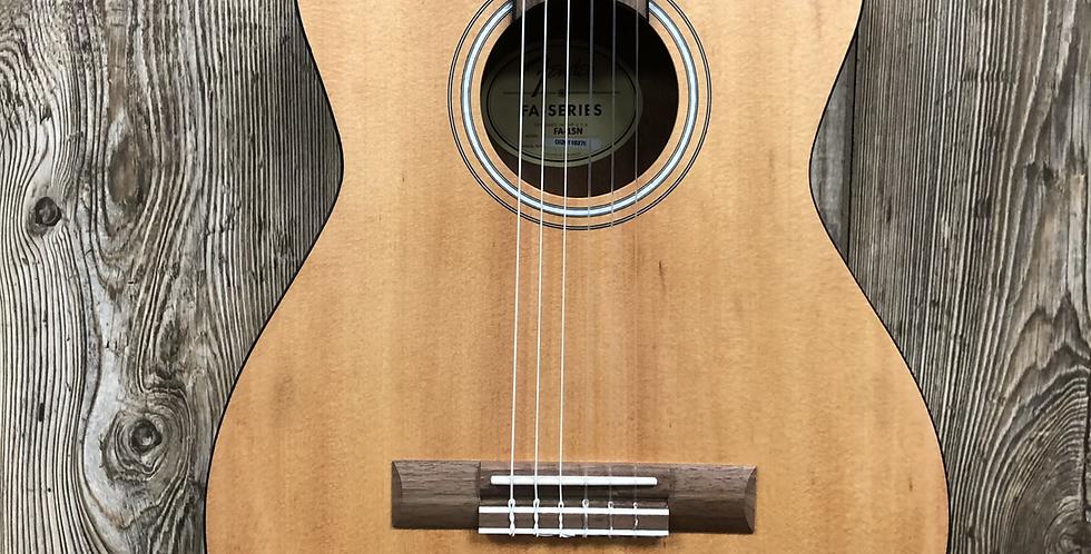 Fender FA15N 3/4 Nylon String Guitar w/gig bag