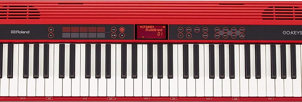 Roland Go Keys