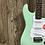 Thumbnail: Squier Affinity Strat, LRL Surfgreen