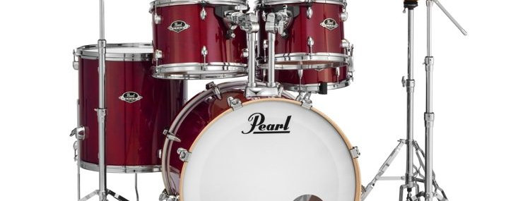 Pearl Export, EXL, Natural Cherry