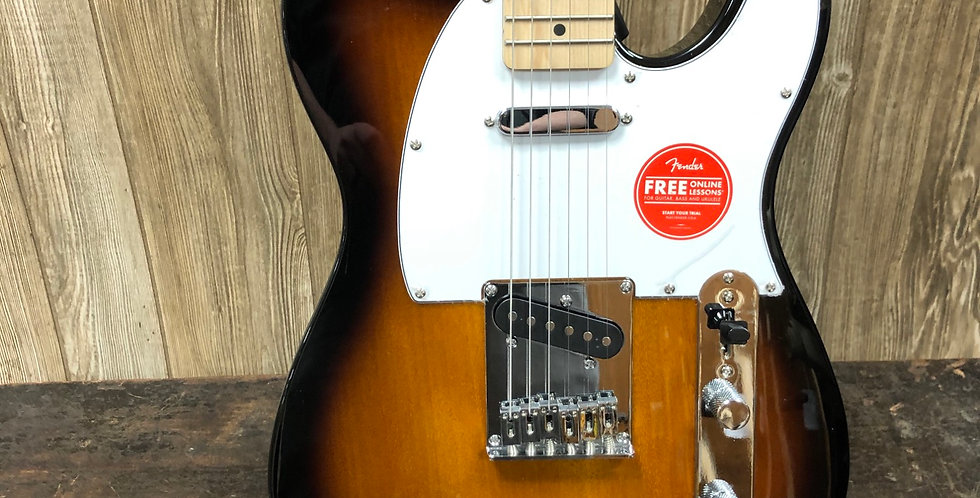 Squier Affinity Tele, 3TS