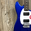 Thumbnail: Squier Bullet Mustang HH