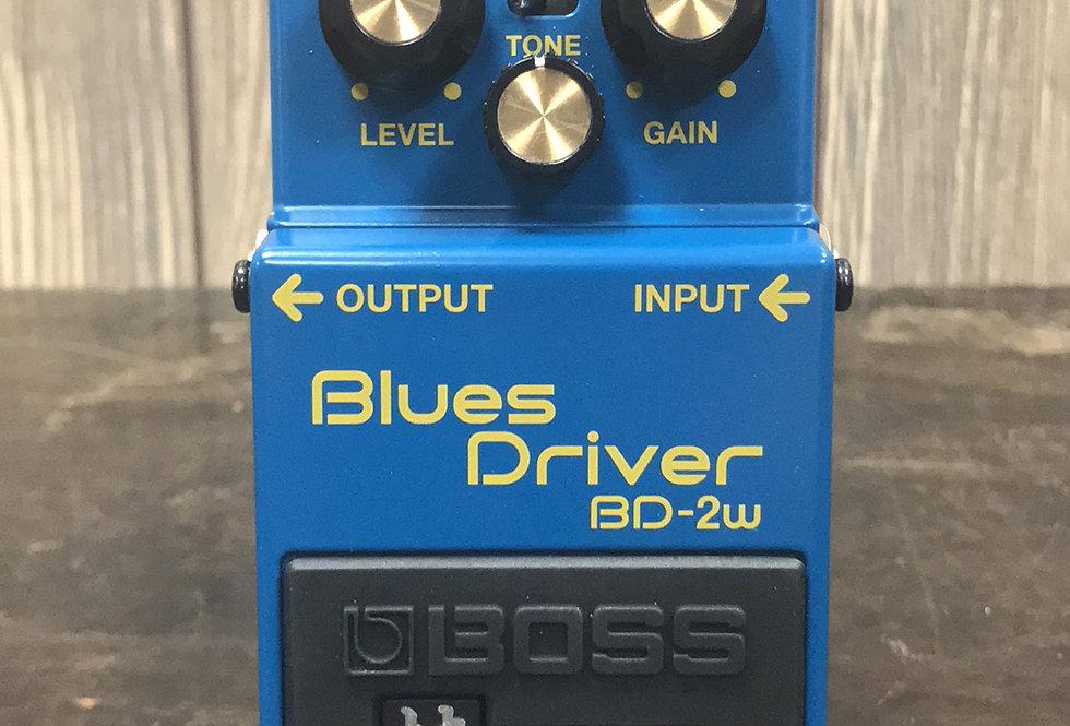 Boss BD2W Blues Driver Pedal
