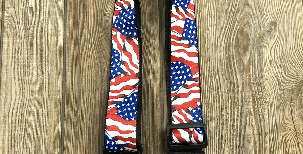 American Flag Strap