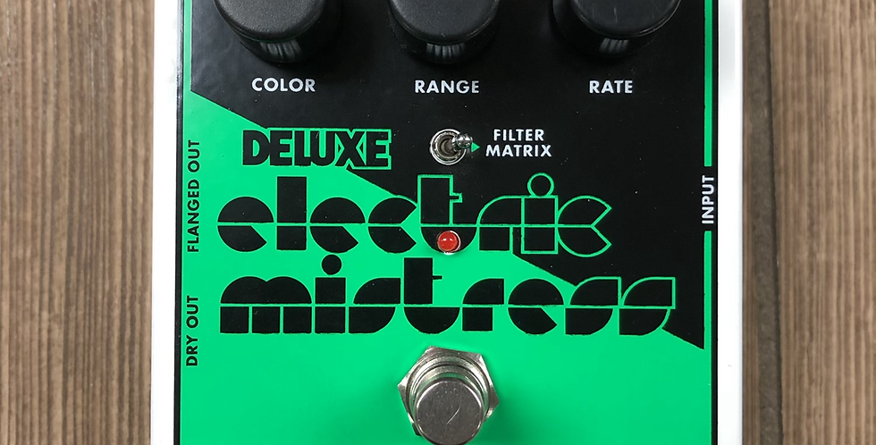 EHX Deluxe Electric Mistress w/ adapter