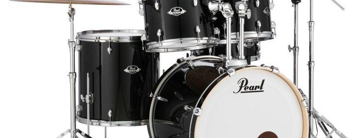 Pearl Export, EXX, Jet Black