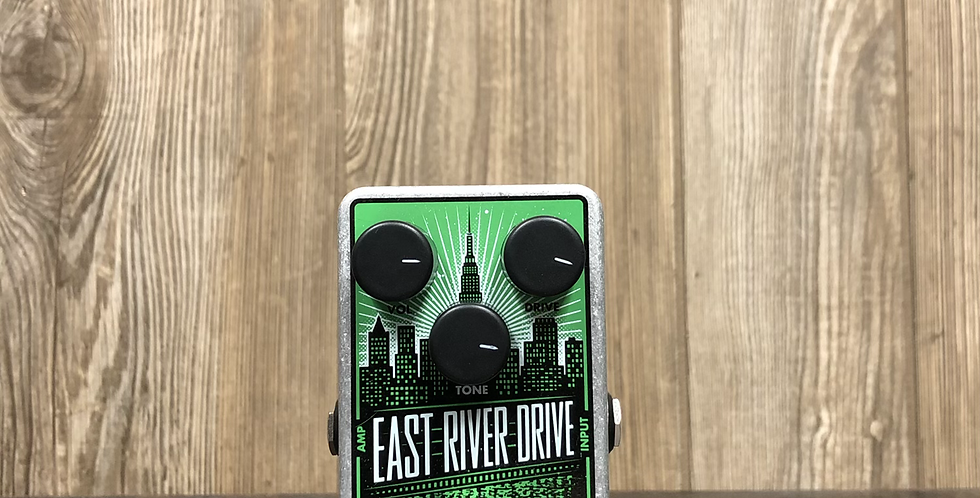 EHX East River Drive Pedal