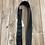 Thumbnail: Basic Leather Strap, Black