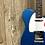 Thumbnail: Squier Affinity Tele, Lake Placid Blue
