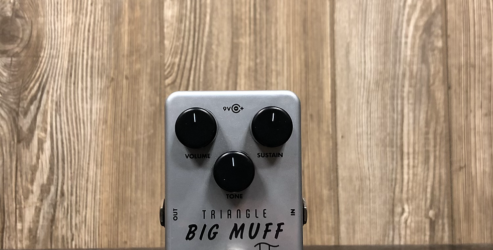 EHX Triangle Big Muff