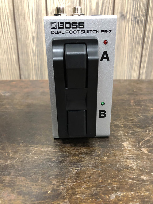 Boss FS7 Dual Foot Switch