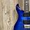 Thumbnail: PRS SE Custom 24 Faded Blue Burst w/bag
