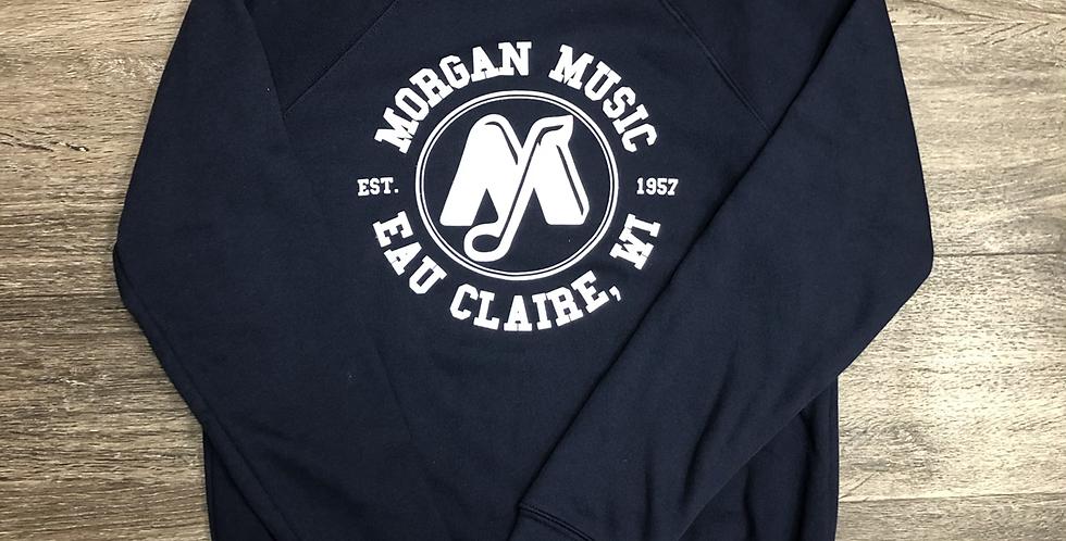 "Morgan Music ""collegiate"" Sweatshirt"