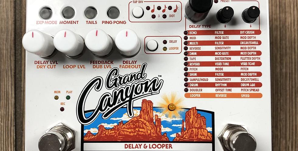 EHX Grand Canyon w/ power supply