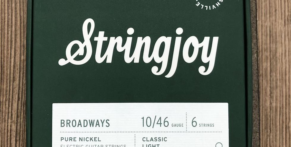 Stringjoy Broadway Electric Strings