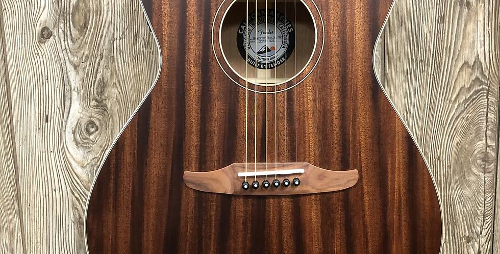 Fender Newporter Special All Mahogany w/bag