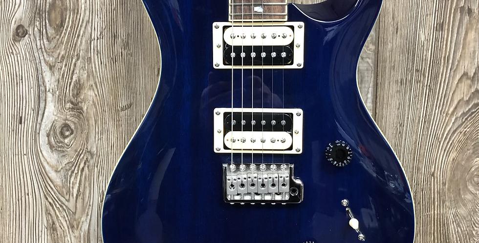 PRS SE Standard 24, Translucent Blue
