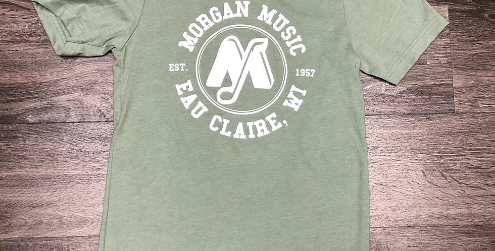 "Morgan Music ""collegiate"" T-Shirt"