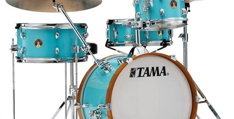 Tama Club-Jam, Aqua Blue
