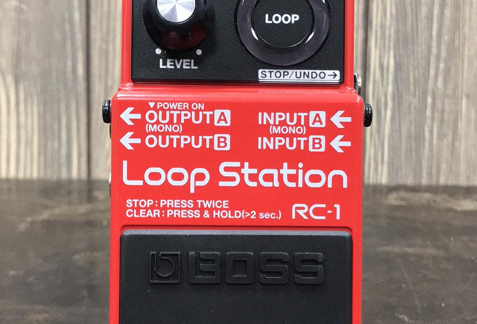 Boss RC1 Loop Station