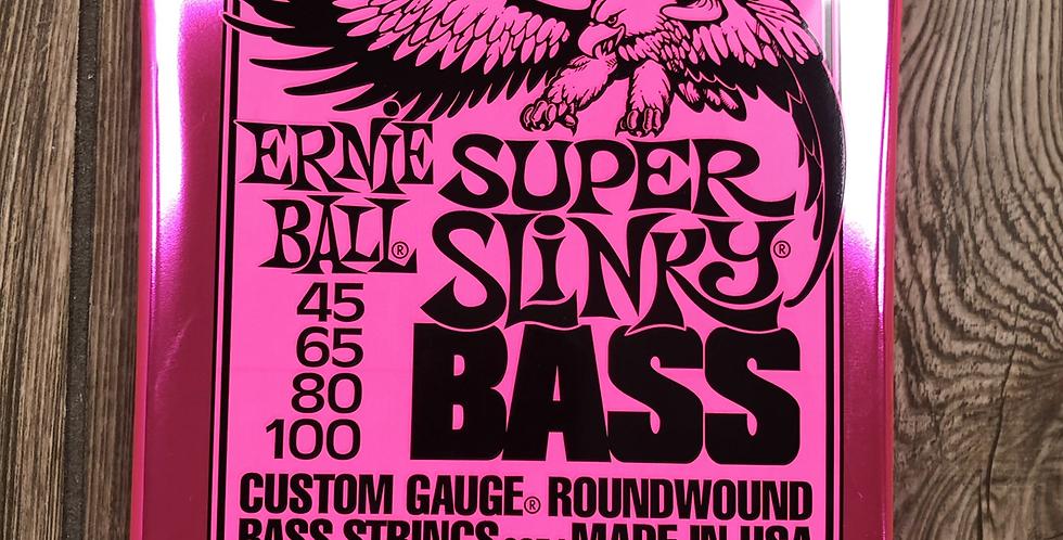 Ernie Ball 4-String Bass Strings