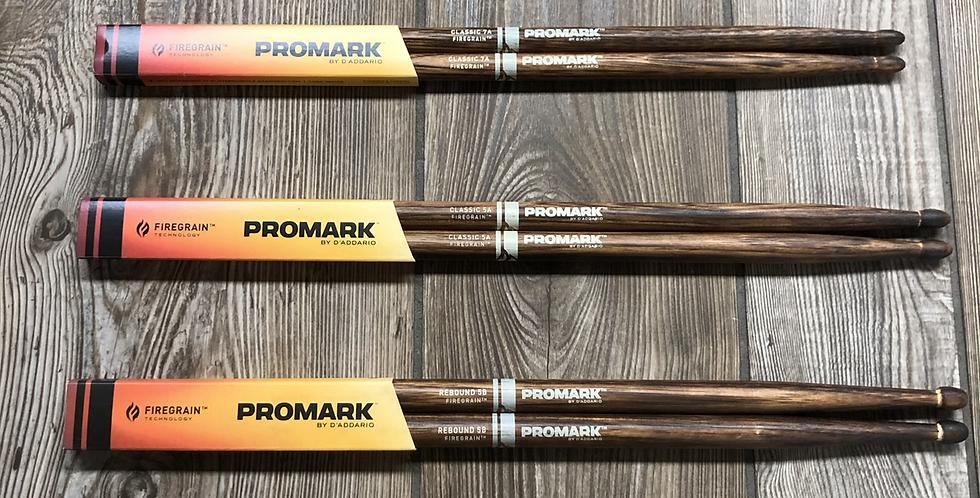 ProMark Firegrain Drum Sticks