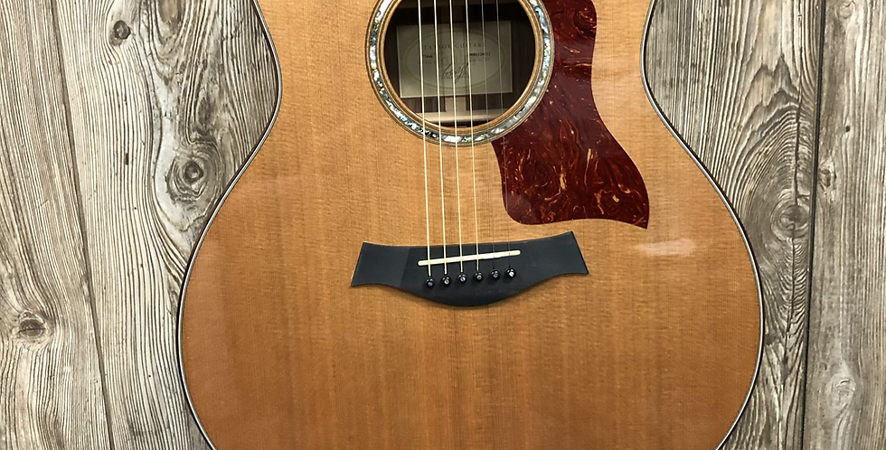 Taylor 716ce w/ case (pre-owned)