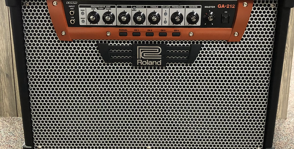Roland GA-212 (pre-owned)