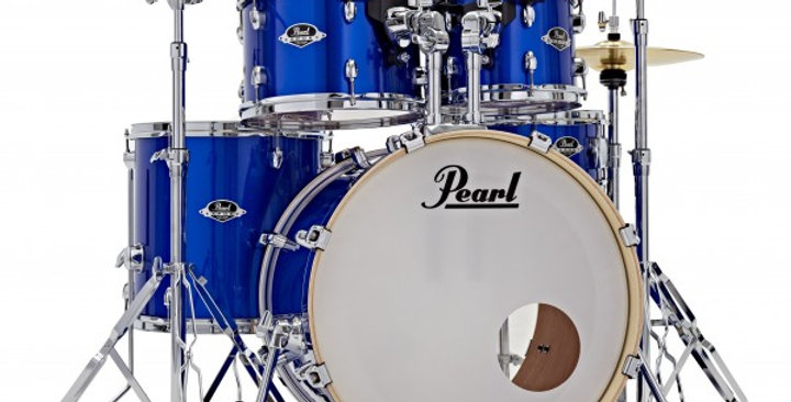 Pearl Export, EXX, High Voltage Blue