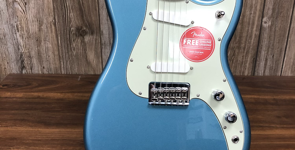 Fender Duo Sonic MN TPL