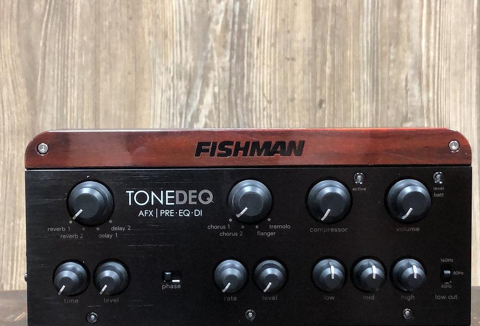 Fishman ToneDeq Acoustic Guitar Pre-Amp