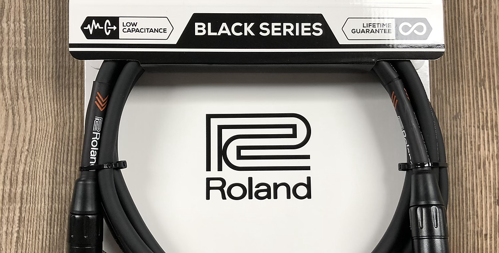 Roland Mic Cable, 10'