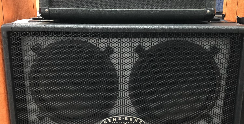 Marshall JCM600 Head (pre-owned)
