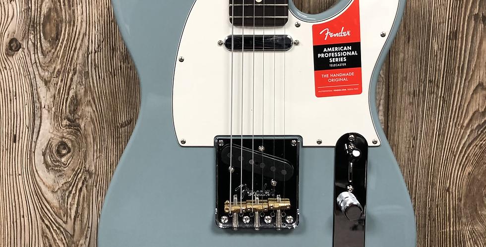 Fender American Pro Tele SNG RW W/hard case