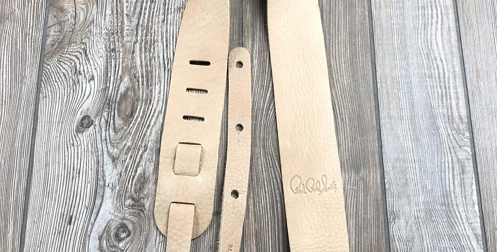 PRS Leather Strap, Tan