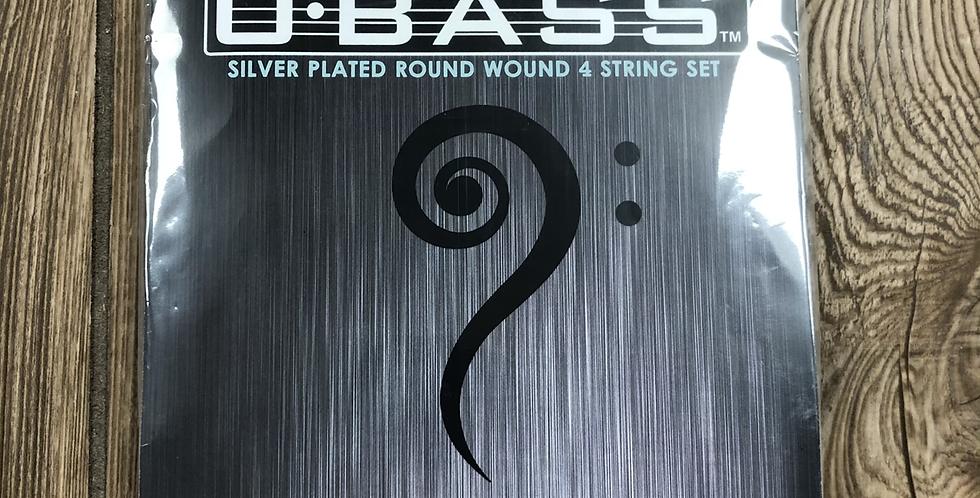 uBass Wound Bass Strings